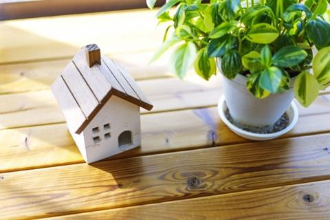 不用品・いらないものを売ると快適な過ごしやすい家になるイメージ
